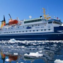 M/V Ocean Nova  | Antarctic Cruise Ship