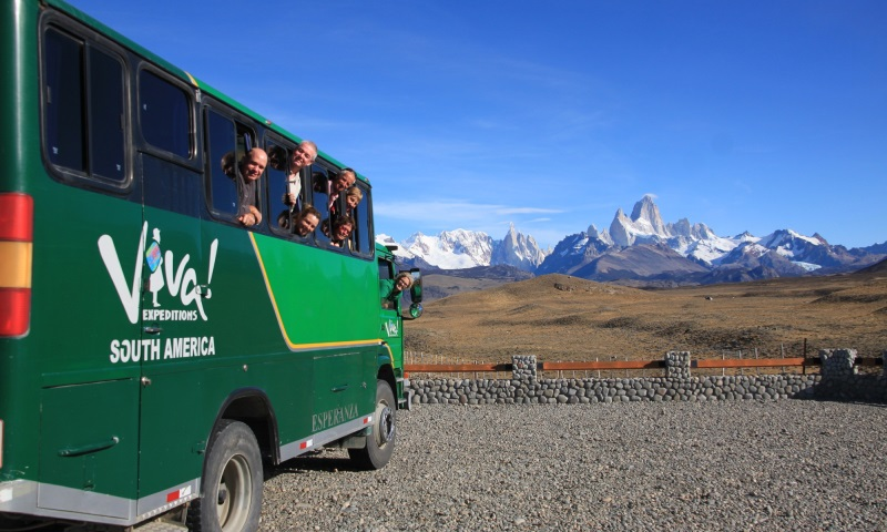 Embark on a small group tour with Viva Expeditions