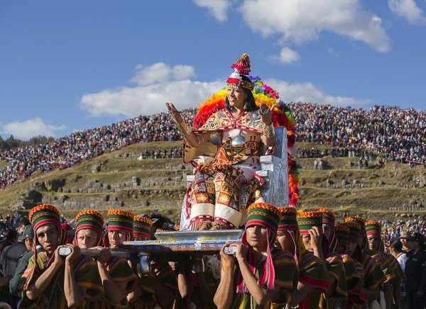 Inti Raymi - the festival of the Sun   Viva Expeditions