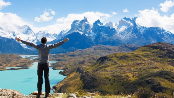 Patagonia will make you fell like an adventurer